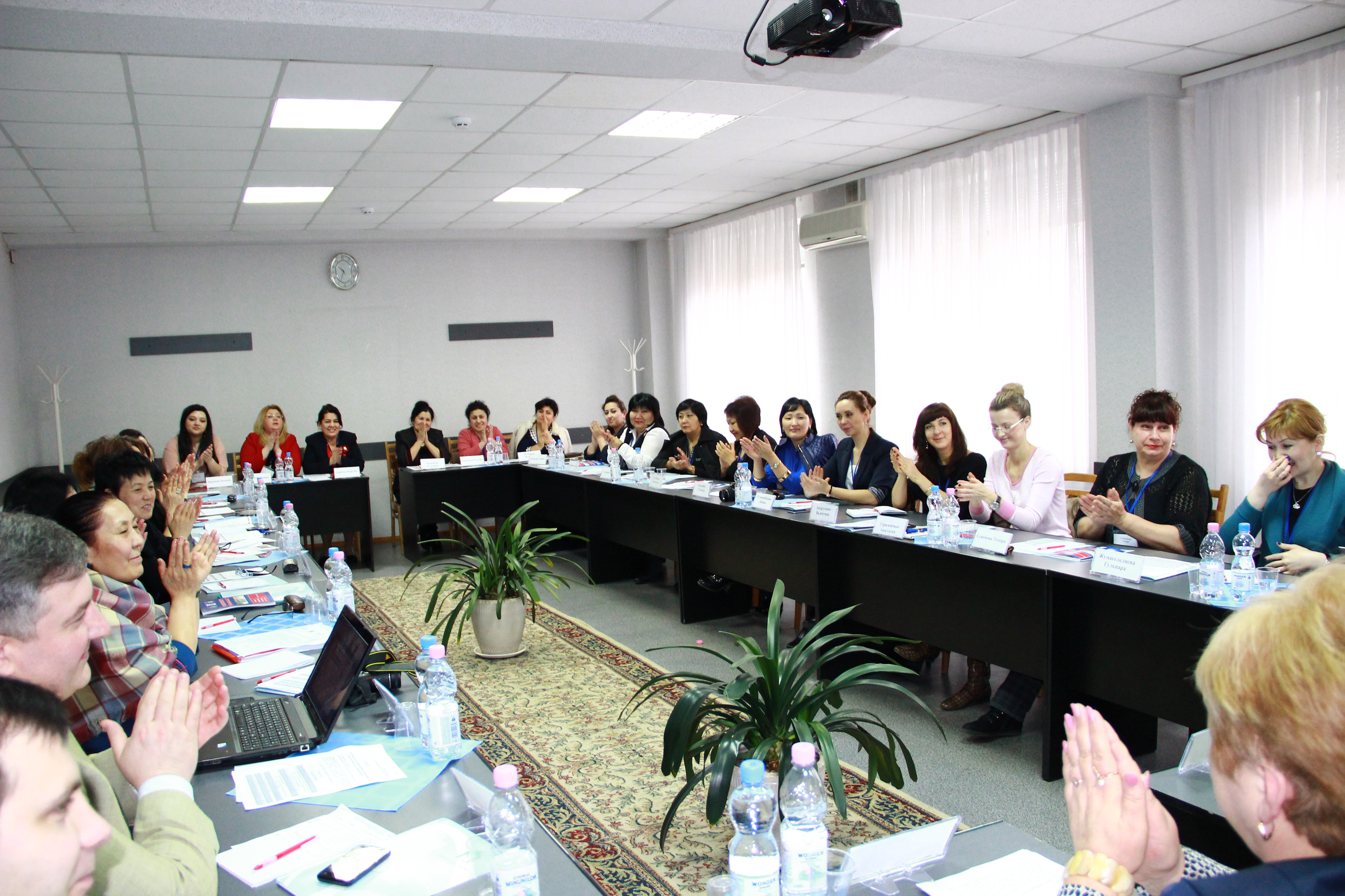 Workshop in Moldova on Decent Workers' Rights and Equality