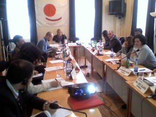 "Meeting of SEE trade union economists:""Trade union approaches and strategic opportunities in combating corruption"""