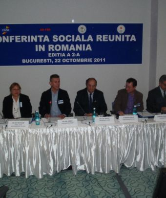 Romania: the Joint Social Conference