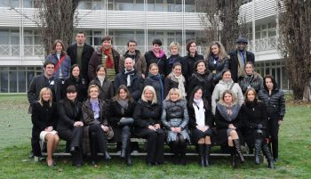 Training course on Communication for Young trade union leaders from SEE (14 – 18 December 2009, Turin, Italy)