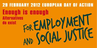 PERC Youth Committee for the European Action Day- 29 February 2012