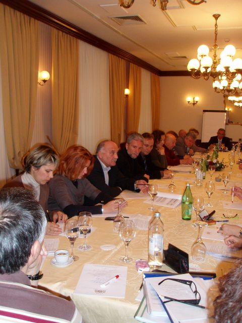 "Round table ""Croatian pension system: between financial sustainability and social acceptability"