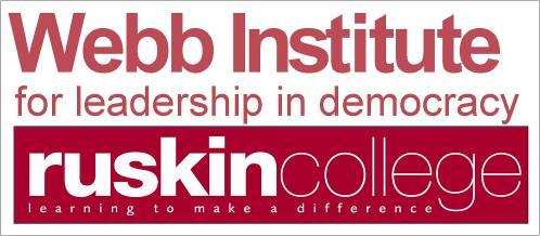 Leadership in Democracy programme at Ruskin college