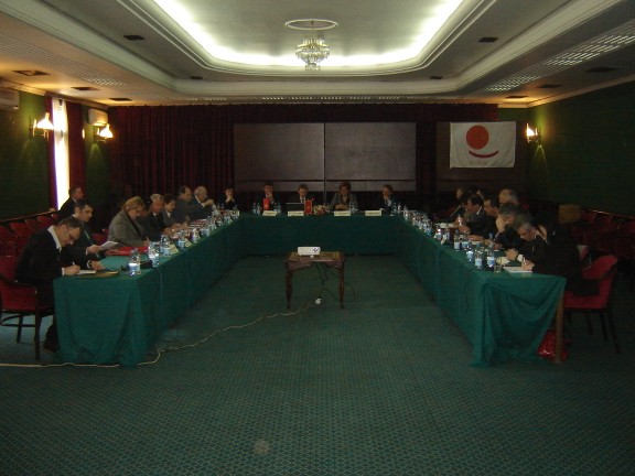 SEE TU Forum Policy discussion meeting on the global economic crises, Podgorica, 27 of February 2009