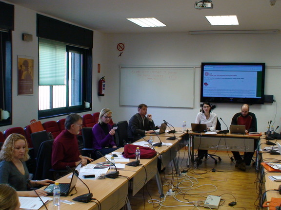 Workshop in Madrid: trade unions and NGOs against trafficking for forced labour