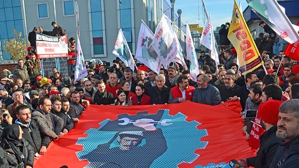 Metalworkers' strike banned in Turkey