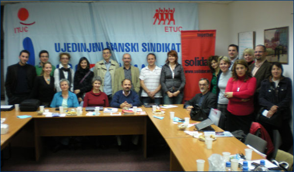 Solidar Balkans meeting