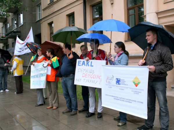 EAKL: Strike of Estonian workers