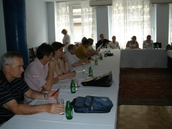 "National Workshop "" European Social Charter in Promotion and Protection of Human, Workers and Trade union Rights in Serbia"", Belgrade, 10 June 2009"